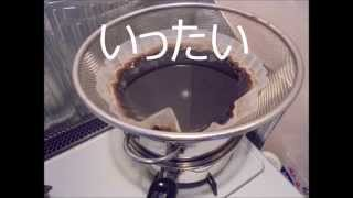 食用油の濾過