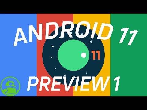 Android 11 is here! What's new in developer preview 1? (Android R)