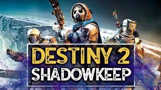Мнение на Destiny 2: Shadowkeep - Как Bungie удивила игроков: ЛУНА ВЕРНУЛАСЬ! (DLC Shadowkeep)