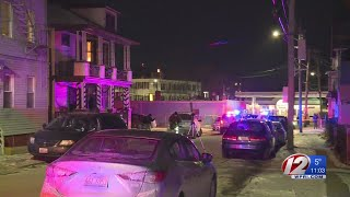 Police: 1 man killed in Providence shooting