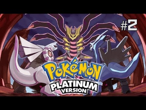 Twitch Livestream | Pokemon Platinum Randomizer Part 2