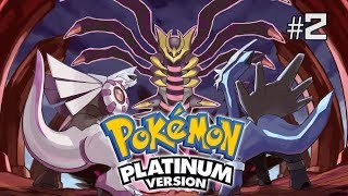 Twitch Livestream   Pokemon Platinum Randomizer Part 2