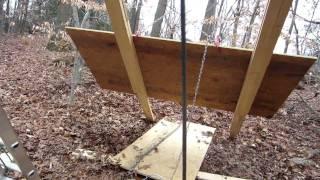 Lifting Roof Sheathing Alone