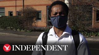 Traveller says he felt 'more like a prisoner' in UK quarantine hotel