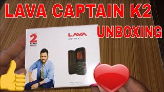 Lava Captain K2 Unboxing and Review in Hindi # Technical Masti