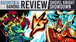 Shovel Knight Showdown – FULL REVIEW | Super Shovel Bros. Brawl (Video Game Video Review)