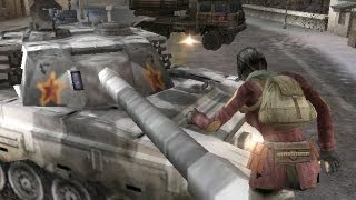 Mercenaries Gameplay PS2