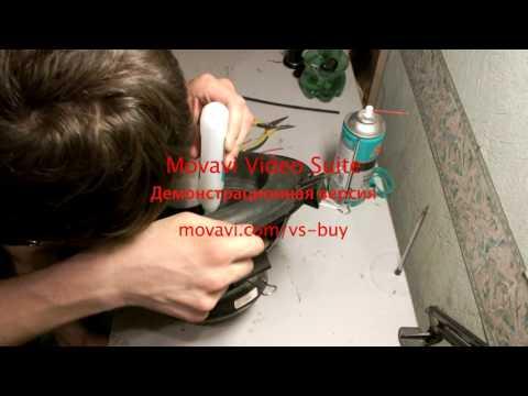 видео: Сборка сабвуфера на 2,5 дюйма за 1000руб ( ремонт динамика )