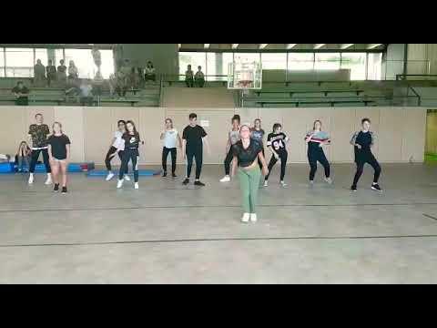 Ciara - Get Up (Workshop Dance camp Arnstein 2017)