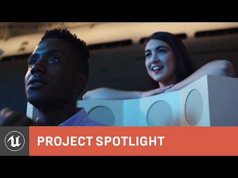 The U-505: Relived at the Chicago Museum of Science & Industry | Project Highlight | Unreal Engine