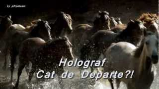 Holograf - Cat de Departe (HD 1080p)(How Far Away)
