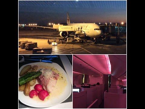 (Met YouTube star!) Air Canada Business Class| 777-300| Toronto - Beijing|