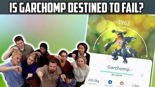 Is Garchomp Destined To Fail In Pokemon Go?