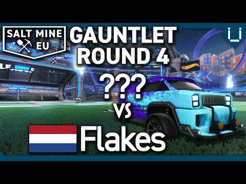 Salt Mine EU Ep.29   Gauntlet Round 4   ??? Vs Flakes   1v1 Rocket League Tournament