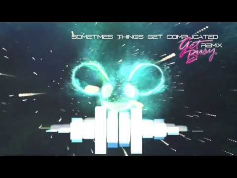 Deadmau5 - Sometimes Things Get Complicated (Get Busy Remix)