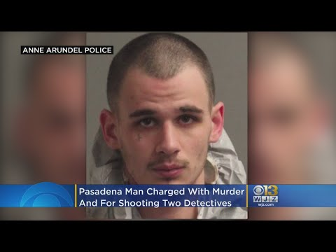 Pasadena Man Charged In Shooting Of 2 Detectives In Anne Arundel County