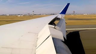 DELTA Boeing 767-300ER HARD LANDING in New-York JFK