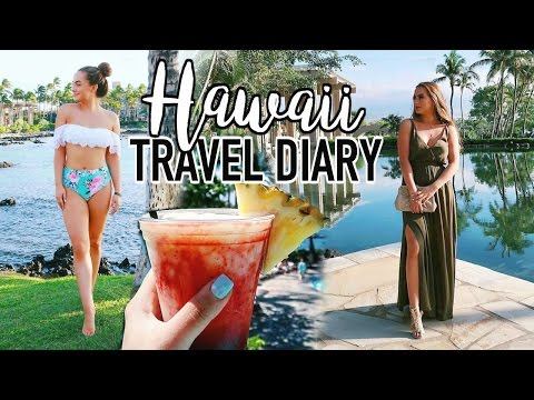 Hawaii Travel Diary | Spring Break Outfits & Things to Do on Vacation!