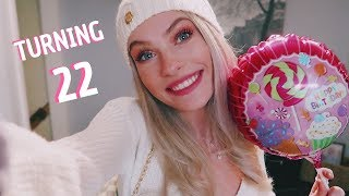TURNING 22 | birthday vlog