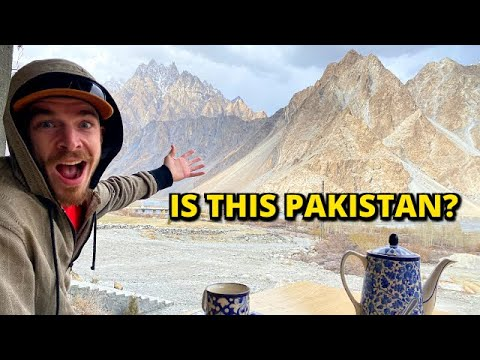 First impressions of Northern Pakistan (First day in Gilgit