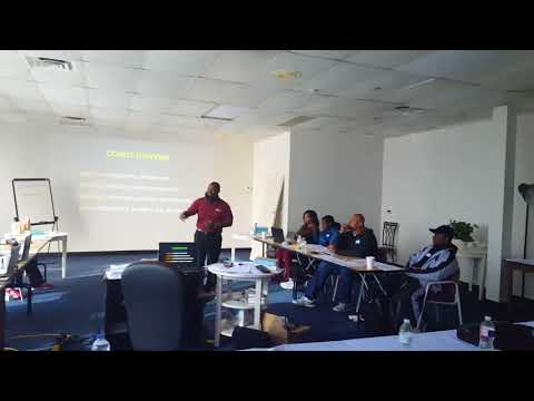 Legal Support Introduction w/ Industrial Review