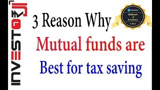 3 Reasons ELSS Mutual Funds Are best for Tax saving ! Groww App Fair Play Award