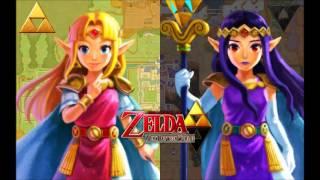 The Legend of Zelda: A Link Between Worlds Milk Bar - Item Fanfare.