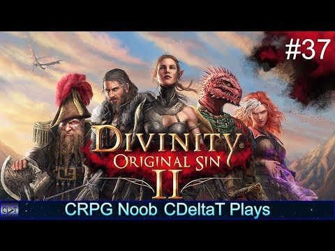 Get Lucky ;)  | Divinity Original Sin 2 Let's Play Part 37 | CDeltaT Plays