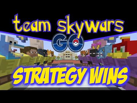 TEAM SKYWARS -|- Pokemon Go -|- Strategy...