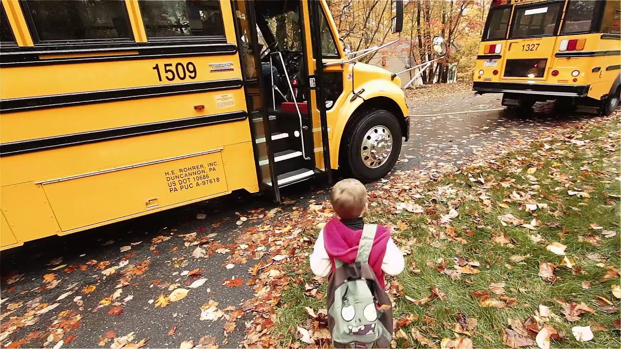 pa school bus driver rules