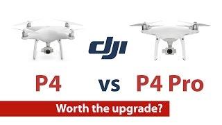 DJI Phantom 4 Pro - Worth the Upgrade?