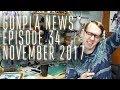 1382 - Gunpla News 34: November, 2017