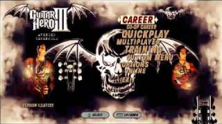 Guitar Hero: Avenged Sevenfold (Trailer)