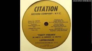 Leprechaun - Party Freaks