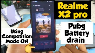 Realme X2 Pro Pubg Battery Drain In Competition Mode After Realme Ui Update