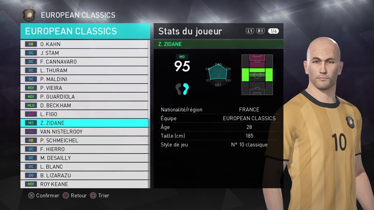 pes 2018 classics teams real players name youtube rh youtube com Manual De Manejo En Espanol Sondagem De Abge ManualDownload