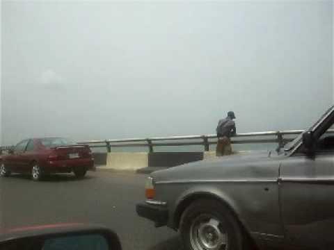 3rd mainland bridge lagos by chukbyke