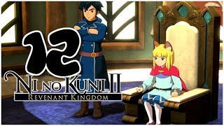 Ni no Kuni 2 #12 -  Evan König von Minapolis