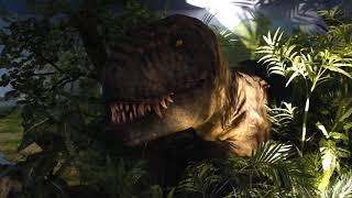 '20 과천과학관 움직이는 공룡 모형