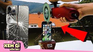 8 Màn PHÁ HỦY IPHONE