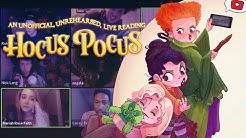 HOCUS POCUS - A Unauthorised, Unrehearsed, LIVE Reading