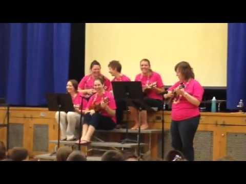 Ukulele club- Livingston Avenue School Song
