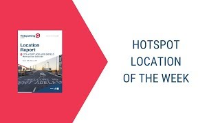 Hotspot Of The Week: Port Adelaide Enfield
