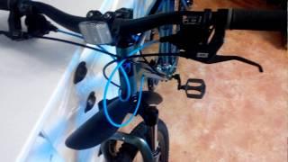 Обзор велосипед Stinger Graphite D 29 2017