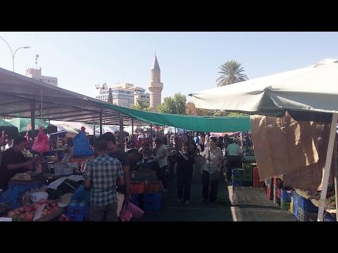 OXI Public Market in Nicosia, Cyprus (Oct 19, 2016)