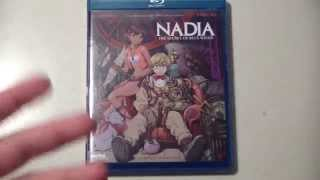Nadia: The Secret of Blue Water BLU-RAY Complete Collection UNBOXING!