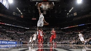 Repeat youtube video Top 10 Dunks of the Playoffs: Second Round
