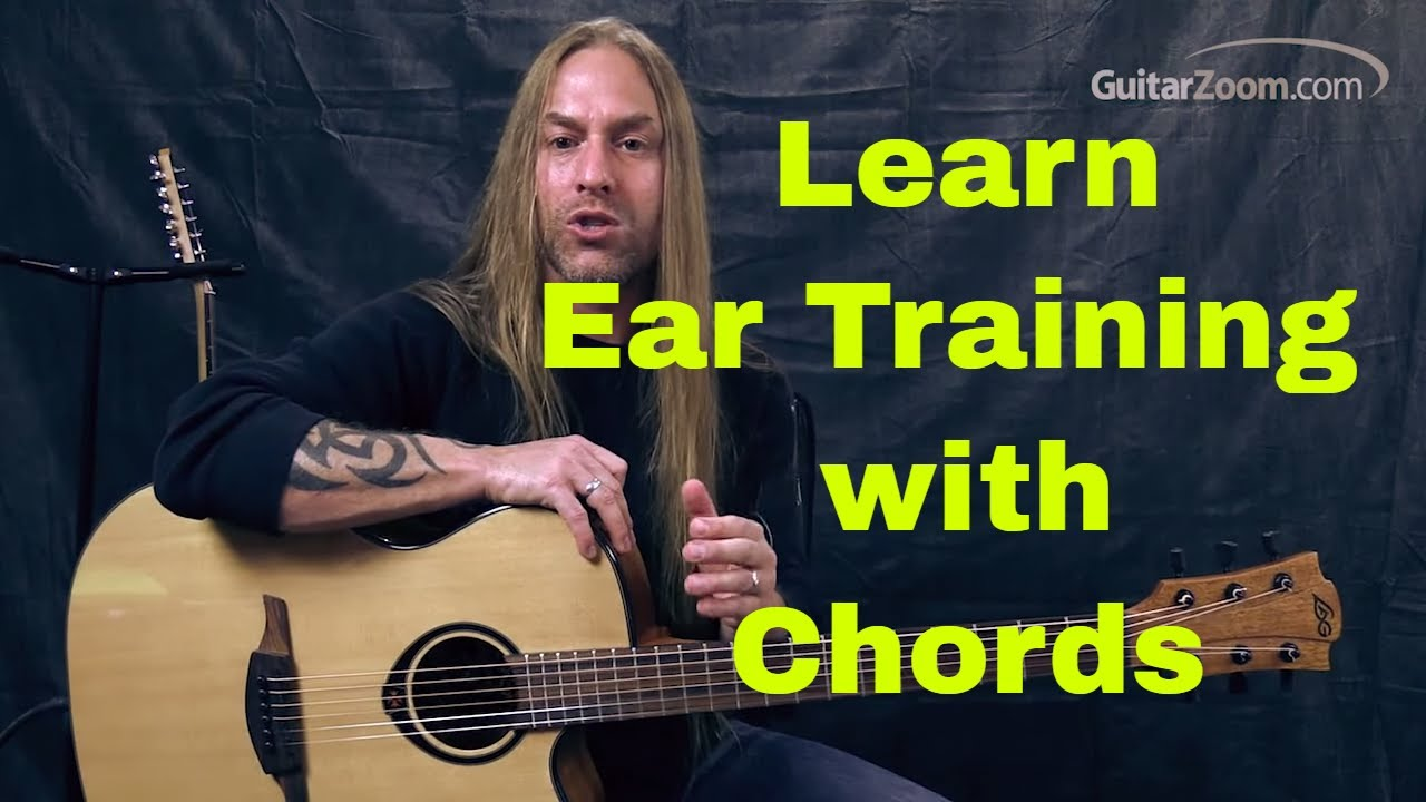 steve stine guitar lesson learn ear training with guitar chords youtube. Black Bedroom Furniture Sets. Home Design Ideas