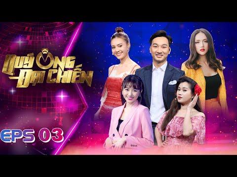 Quý Ông Đại Chiến 2020   Recap Tập 3: Vừa gặp Hotboy Hải Nam, Lâm Vỹ Dạ