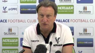 Neil Warnock's Pre-Tottenham Hotspur Press Conference